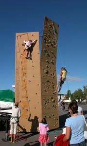 Mobil klatrevæg