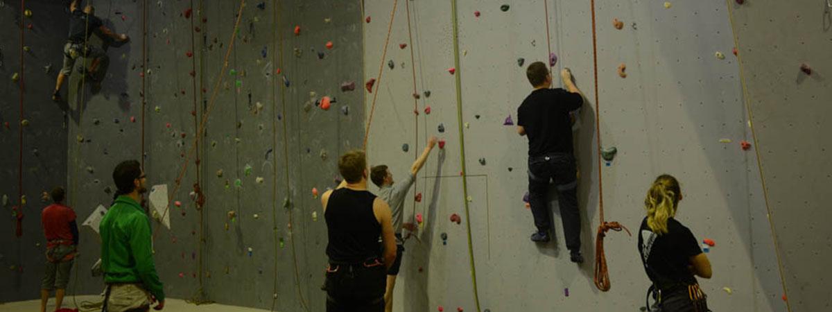 Se mere om klatring